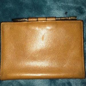 Vintage Hermès notebook leather case